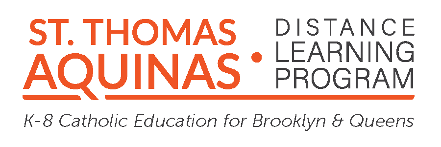 St. Thomas Aquinas Distance Learning Program logo
